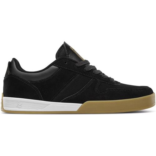 Contract Black Gum De Es Skate Chaussures D9IWH2E