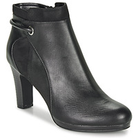 Chaussures Femme Bottines Moony Mood FAZIOME Noir