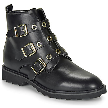 Chaussures Femme Boots Moony Mood FIZANE Noir