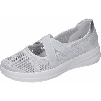 Chaussures Femme Ballerines / babies Remonte Dorndorf R9602 Argenté