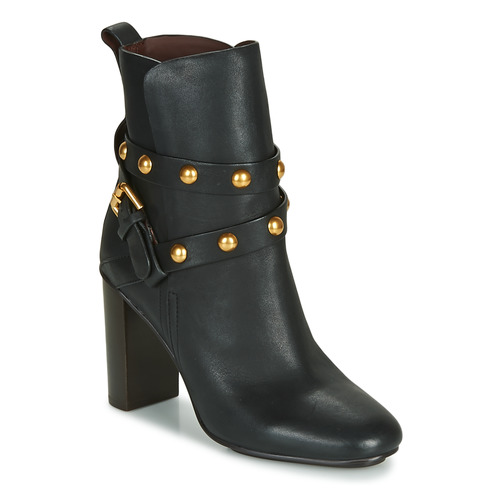 Chaussures Femme Bottines See by Chloé NEO JANIS Noir