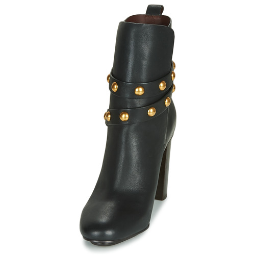 Neo Chaussures Chloé Janis Femme Noir By See Bottines MGpzSqUV