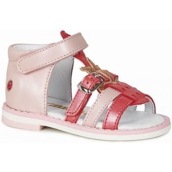 Chaussures Fille Sandales et Nu-pieds GBB sandale-carette rose