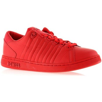 Chaussures Femme Baskets basses K-Swiss Lozan Iii Monochrome rouge