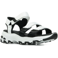 Chaussures Femme Sandales et Nu-pieds Skechers D'Lites Fresh Catch blanc