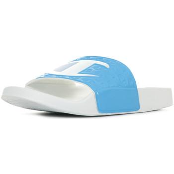 Chaussures Femme Claquettes Champion Multi Lido bleu