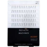 Beauté Femme Accessoires yeux Revlon - Faux cils - 91192 Multi-pack Noir