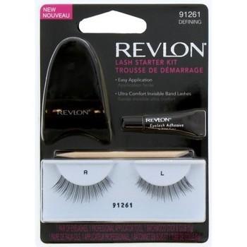 Beauté Femme Accessoires yeux Revlon Faux cils   91261 Defining Starter Kit Noir