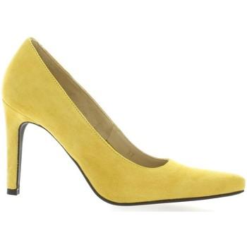 Chaussures escarpins Vidi Studio Nu pieds cuir velours