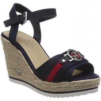 Chaussures Femme Espadrilles Tom Tailor 4890901 Bleu