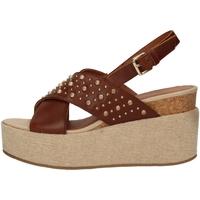 Chaussures Femme Sandales et Nu-pieds Lumberjack SW40006-006 COGNAC