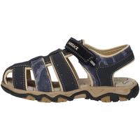 Chaussures Garçon Sandales et Nu-pieds Lumberjack SB07606-015 NAVY