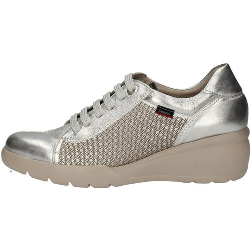 Chaussures Femme Derbies CallagHan 19201 PLATINUM