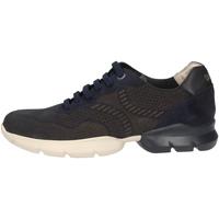 Chaussures Homme Baskets basses CallagHan 17700 BLEU
