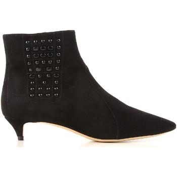 Chaussures Femme Boots Tod's XXW17B0Z770HR0B999 nero