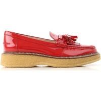 Chaussures Femme Mocassins Tod's XXW30B0AK700W0R402 Rosso vivo