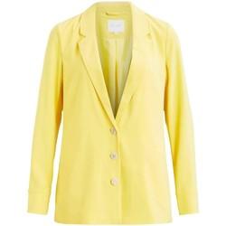 Vêtements Femme Vestes / Blazers Vila  amarillo