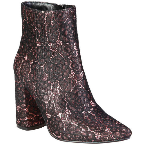 Chaussures Femme Low boots Fontana LILLI NERO Multicolor