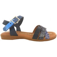 Chaussures Fille Sandales et Nu-pieds Oh My Sandals 4405 Marino Bleu