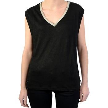 Vêtements Femme T-shirts & Polos Le Temps des Cerises F Chris Noir