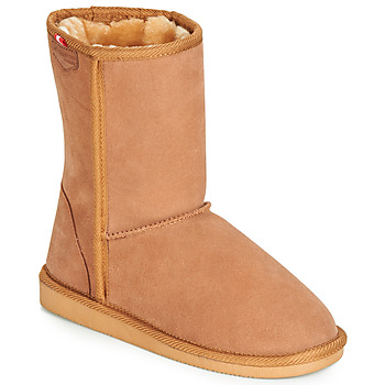 Chaussures Femme Boots Les Tropéziennes par M Belarbi MOUNTAIN Camel