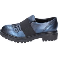 Chaussures Femme Slip ons Olga Rubini slip on cuir synthétique bleu