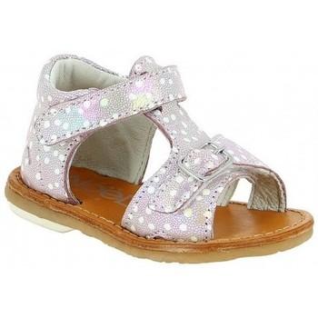 Chaussures Fille Sandales et Nu-pieds Noel sandale-mini sirene rose