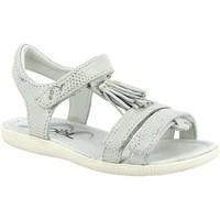 Chaussures Fille Sandales et Nu-pieds Noel sandale-luna Argenté