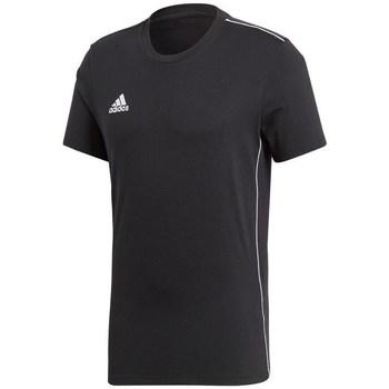 Vêtements Homme T-shirts manches courtes adidas Originals Core 18 Noir