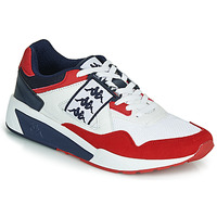 Chaussures Homme Baskets basses Kappa BARSEL 2 Blanc / Rouge