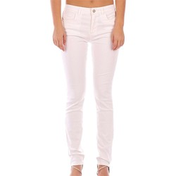 Vêtements Femme Chinos / Carrots Manila Grace J402CU blanc