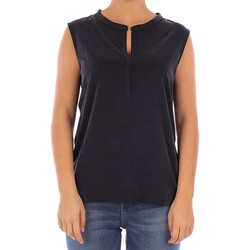 Vêtements Femme Tops / Blouses Rrd - Roberto Ricci Designs SHIRTY CUPRO LADY bleu