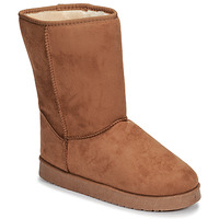 Chaussures Femme Boots Spot on JULIA Beige