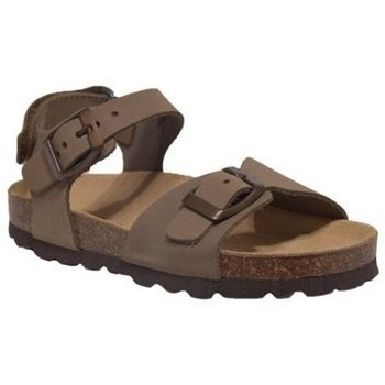 Chaussures Garçon Mules Reqin's sandale-cesar nubuck 1. vert