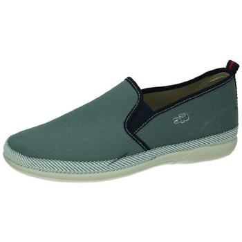 Chaussures Homme Baskets basses Vulca-bicha  Gris
