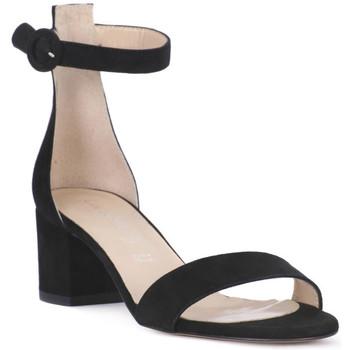 Chaussures Femme Sandales et Nu-pieds Priv Lab CAMOSCIO NERO Nero