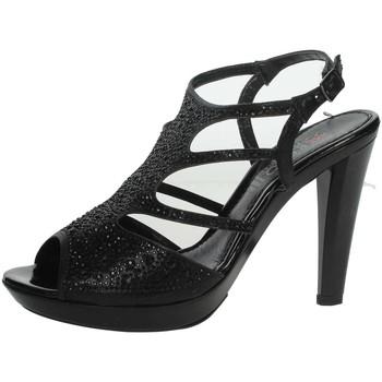 Chaussures Femme Sandales et Nu-pieds Repo 46520-E9 Noir