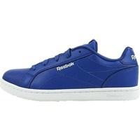 Chaussures Enfant Baskets basses Reebok Sport Royal Complete Blanc, Bleu