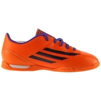 Chaussures Enfant Football adidas Originals F10 IN J Orange, Violet
