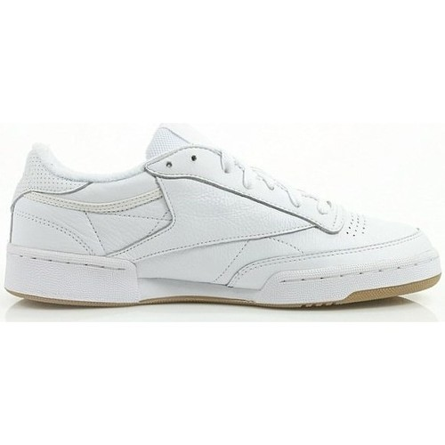 Chaussures Homme Baskets basses Reebok Sport Club C 85 blanc
