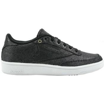Chaussures Femme Baskets basses Reebok Sport Club C 85 Graphite,Blanc