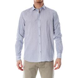 Vêtements Homme Chemises manches longues Primate 415/L Blanc