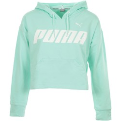 Vêtements Femme Sweats Puma MODERNS FELPA VERDE ACQUA Vert