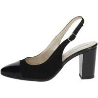 Chaussures Femme Escarpins Romagnoli B9E1750 Noir