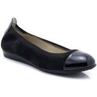 Chaussures Femme Derbies & Richelieu Marroquí Sánchez 19062 Noir