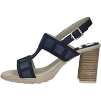 Chaussures Femme Sandales et Nu-pieds CallagHan 21218 BLEU