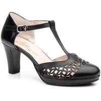 Chaussures Femme Sandales et Nu-pieds Annora Zapatos  Noir