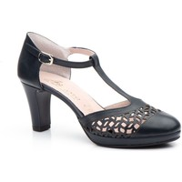 Chaussures Femme Sandales et Nu-pieds Annora Zapatos  Bleu