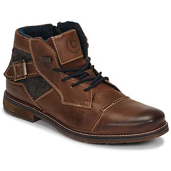 Chaussures Homme Boots Bugatti ROLLAND Marron