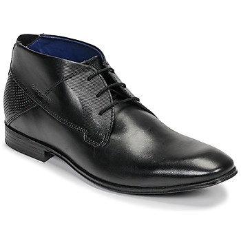 Chaussures Homme Boots Bugatti ELVIS Noir